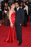 Barbara Hershey,Naveen Andrews Royalty Free Stock Photos