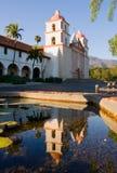 barbara Kalifornien santa Royaltyfri Fotografi