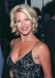 Barbara Niven. 18AUG98:  Actress BARBARA NIVEN (former daughter-in-law of the late David Niven) at Beverly Hills premiere of HBO's The Rat Pack.  She plays Royalty Free Stock Image
