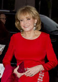 Barbara Walters Stock Image