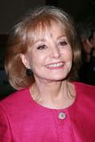 Barbara Walters Image libre de droits