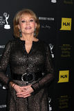 Barbara Walters in the Press Room of the 2012 Daytime Emmy Awards Stock Image
