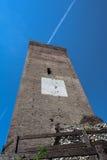 Barbaresco Tower, Italy Stock Image