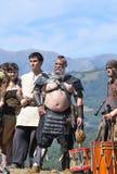 Barbarian. Stock Image