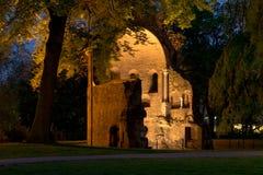 Barbarossa Ruinen Stockbild