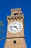 Barbarossa tower. Acquapendente. Lazio. Italy. Stock Photo