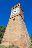 Barbarossa tower. Acquapendente. Lazio. Italy. Royalty Free Stock Photos