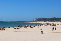 Barbate beach, Spain. Stock Photography