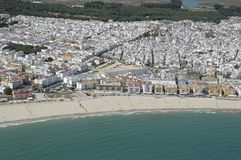 Barbate CÃ ¡ diz Hiszpania zdjęcia stock