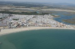 Barbate Cádiz Spain Royalty Free Stock Photography
