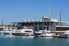 Barbate marina, Spain. Stock Photo