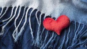 Barbeação do coração Fotos de Stock