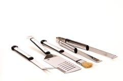 barbecue инструменты Стоковые Изображения