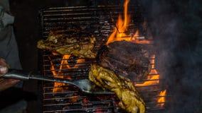 Barbecue 4 Fotografia Stock