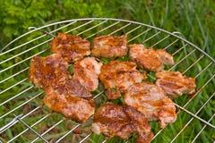 Barbecue. Image libre de droits