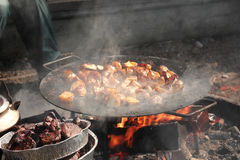 Barbecue immagine stock