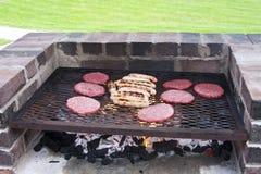 Barbecue Royalty-vrije Stock Afbeeldingen