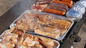 Barbecue Photo stock