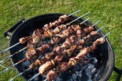 Barbecue 3 Royalty-vrije Stock Foto