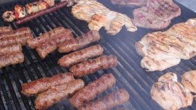 barbecue video estoque