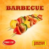 Barbecue illustration libre de droits