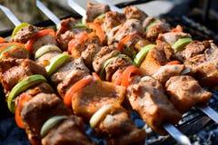 barbecue fotografia de stock