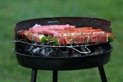 Barbecue Photos libres de droits