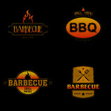 Barbecue vector illustratie