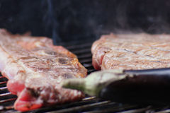 barbecue Fotografia de Stock Royalty Free
