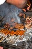 Barbecue asiatique Photographie stock libre de droits