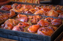 Barbecue BBQ food Stock Photo