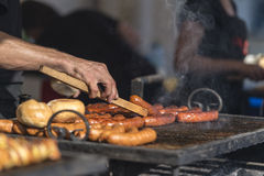Barbecue BBQ Stock Images