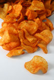 Barbecue Chips. With some DOF Stock Photography