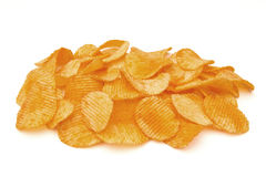 Barbecue Chips Stock Photos