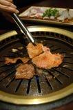 Barbecue coréen image libre de droits