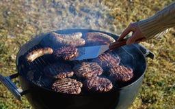 Barbecue d'été Image libre de droits