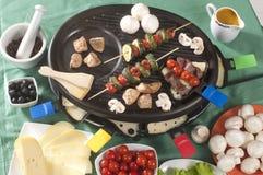 Barbecue de gril Photo libre de droits