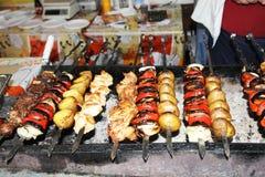 Barbecue de Moscou image stock