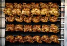 Barbecue de poulet Photographie stock libre de droits