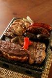 Barbecue dell'Argentina Fotografia Stock Libera da Diritti