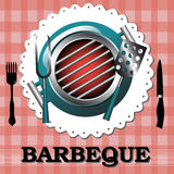 Barbecue design Stock Photo