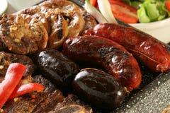Barbecue di Argetnine Fotografie Stock