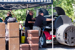 Free Barbecue Festival Royalty Free Stock Photo - 44062645