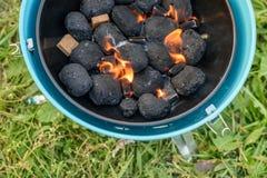 Barbecue gril Stock Fotografie