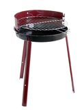 Barbecue grill. New barbecue grill shot on white Stock Images