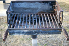 Barbecue grill. Stock Photography