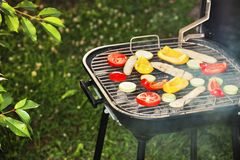 Barbecue Grill Royalty Free Stock Photo