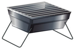 A barbecue grill Royalty Free Stock Image