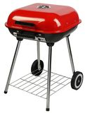 Barbecue grill. Isolated Stock Images