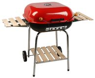 Barbecue grill. Isolated Royalty Free Stock Photo